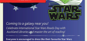 Star Wars Reads Day, October 11th