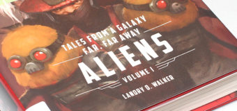Book Review – Tales From AGFFA: Aliens