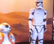 The Force Awakens Costumes & Props