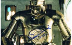 Anthony Daniels autograph
