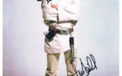 Mark Hamill autograph