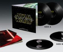The Force Awakens Vinyl LP