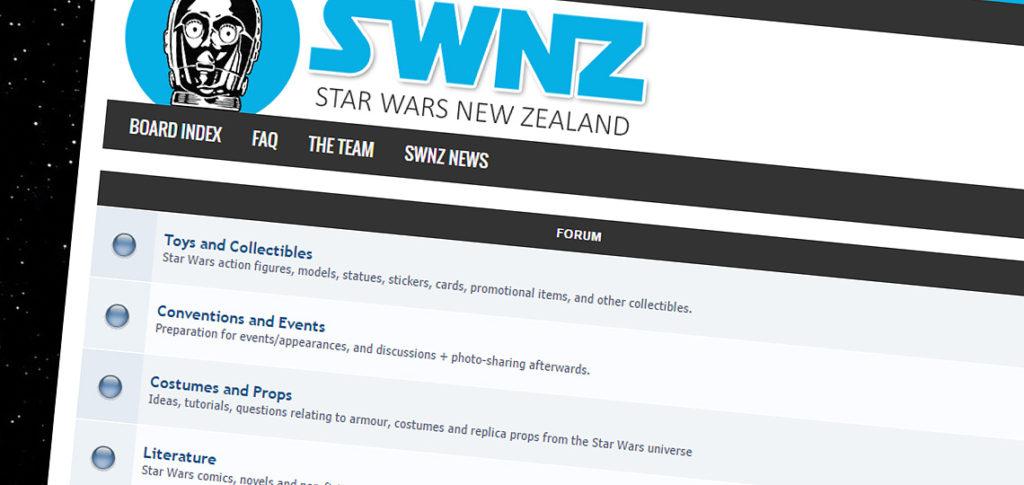 NZ Star Wars Fan