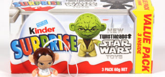 Kinder Surprise Twistheads