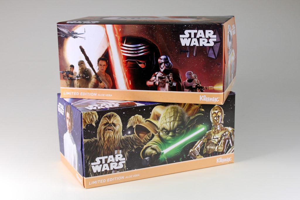Star Wars Kleenex