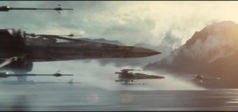 'The Force Awakens' Teaser Trailer