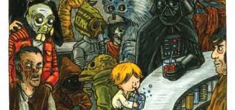 Review: 'Darth Vader & Son'