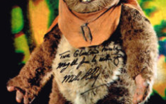 Michael Henbury autograph
