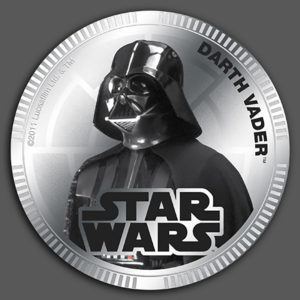 Legal Tender Star Wars Coins