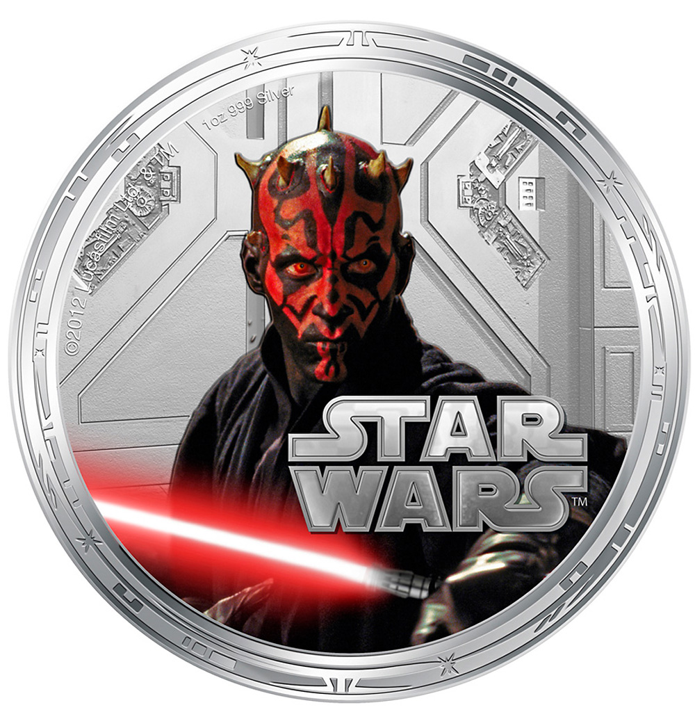 Second Wave Of Legal Tender Star Wars Coins Swnz Star
