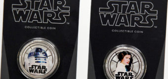NZ Mint Star Wars Coins Shipping