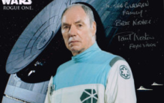 Paul Weston autograph