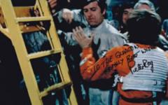 Peter Roy autograph