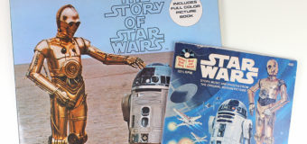 The Story of Star Wars on Vinyl – 1977