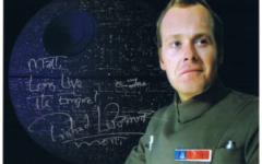 Richard LeParmantier autograph