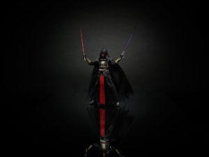"Hasbro Black Series 6"" figure - Darth Revan"
