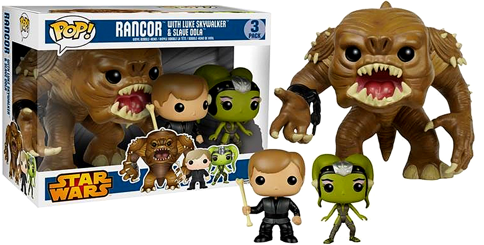 funko-rancor-with-luke-skywalker-slave-oola