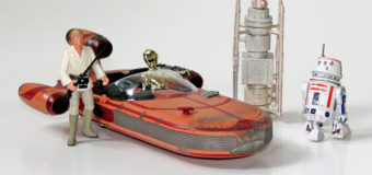 Store Reports – Landspeeder and Tauntaun