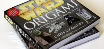 'Star Wars Origami' Competition Winners