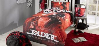 'Darth Vader Force' Kid's Bedroom Set at Spotlight