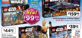 Toyworld 40th Birthday sale