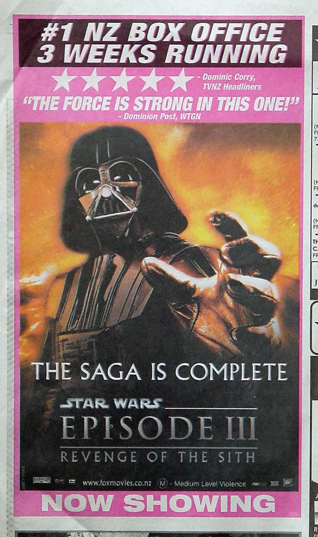 NZ Herald, June 2005