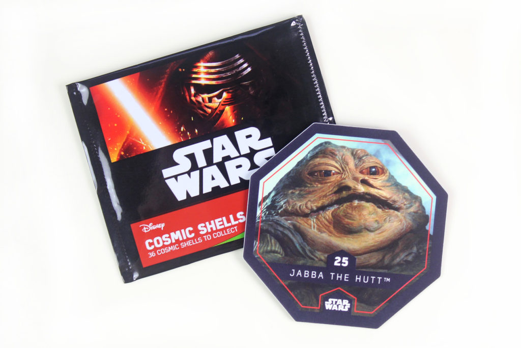 Countdown Star Wars Cosmic Shells