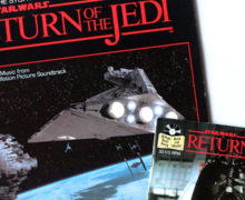 The Story of Return of the Jedi on Vinyl – 1983