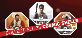 Star Wars 'Cosmic Shells' at Countdown
