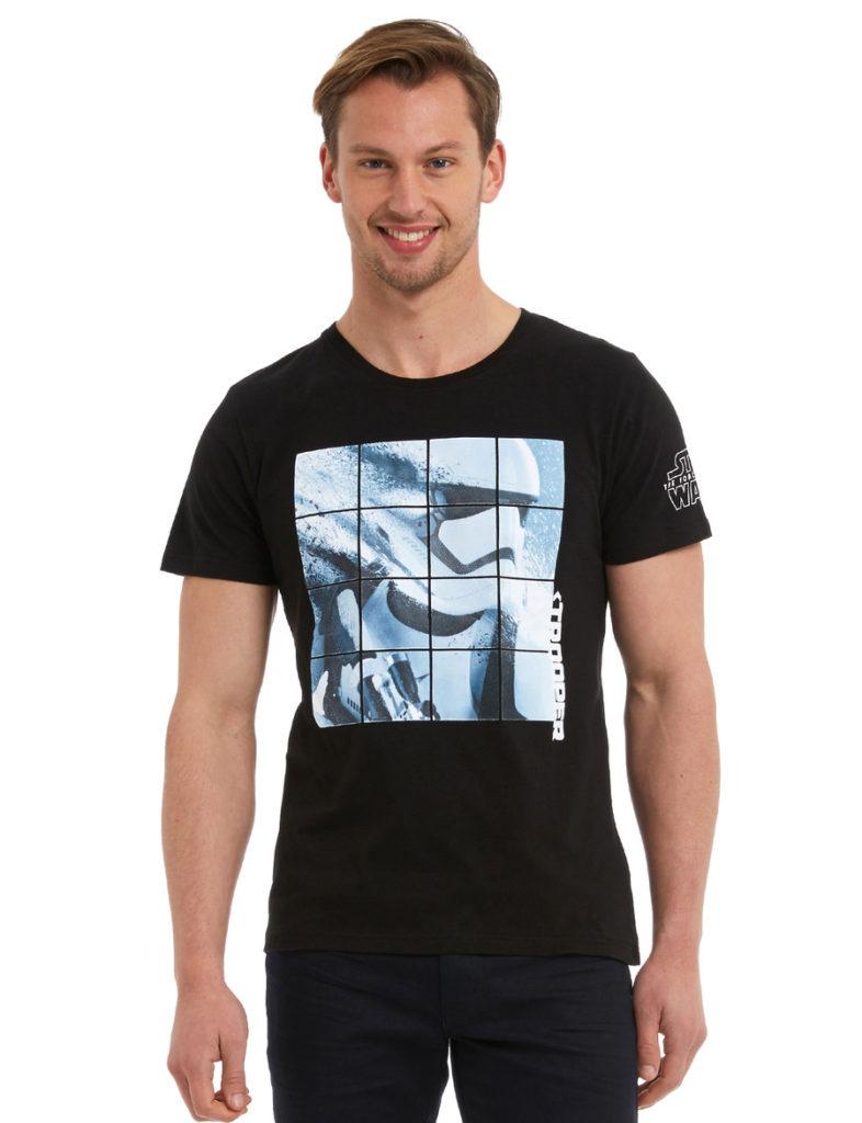 Farmers - men's TFA Stormtrooper t-shirt (black)