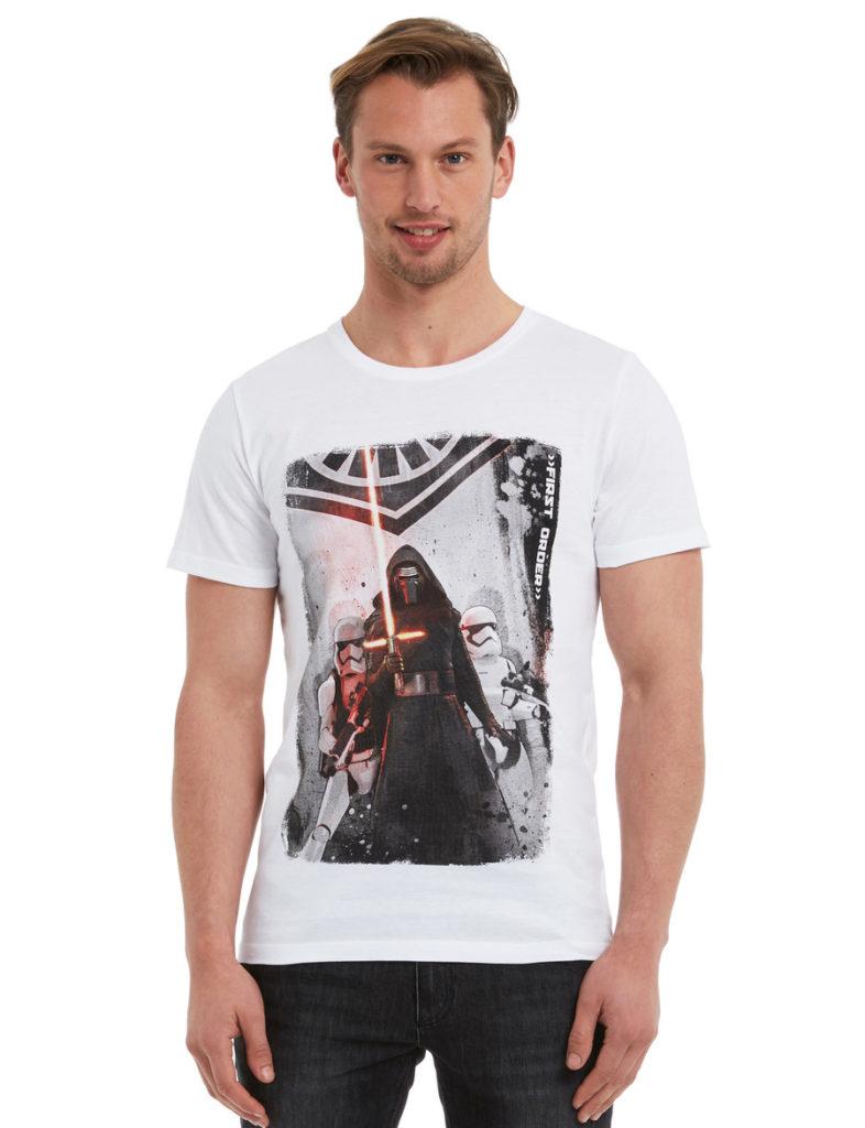 Farmers - men's TFA First Order t-shirt (white)
