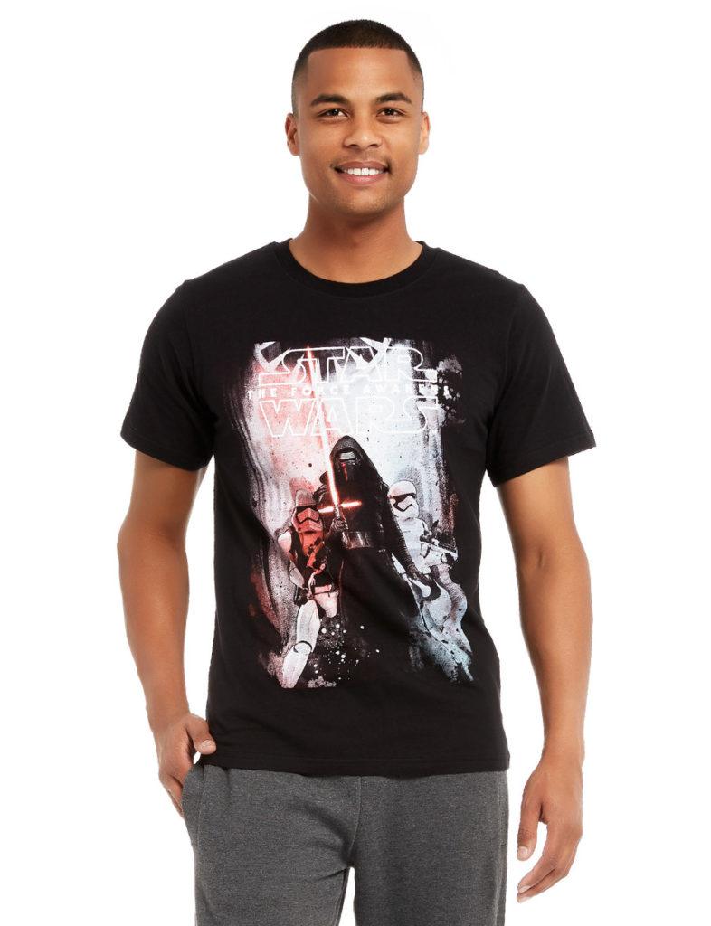 Farmers - men's TFA First Order t-shirt (black)