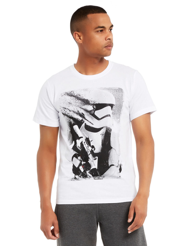 Farmers - men's TFA Stormtrooper t-shirt (white)