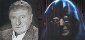 Clive Revill as Emperor Palpatine (Voice)
