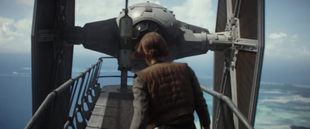 Rogue One Olympics Trailer