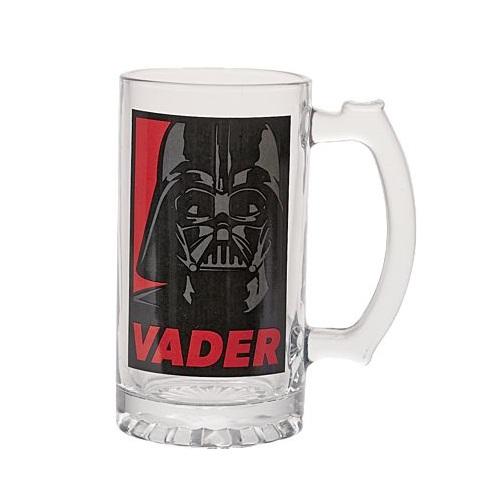 The Warehouse - Star Wars Darth Vader glass stein