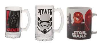 New Star Wars Drinkware