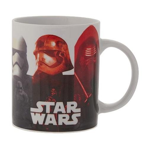The Warehouse - Star Wars The Force Awakens coffee mug