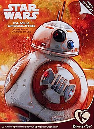 BB-8 Advent Calendar