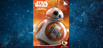 BB-8 Advent Calendar at The Warehouse