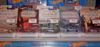 New Planet Hot Wheels Cars at The Warehouse
