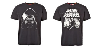 New Kylo Ren T-Shirts at The Warehouse