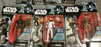 Rogue One Figures Spotted Around NZ