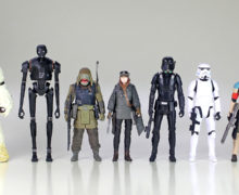 Rogue One Wave One Figure Reviews
