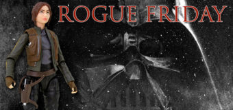 Rogue Friday Toy Release