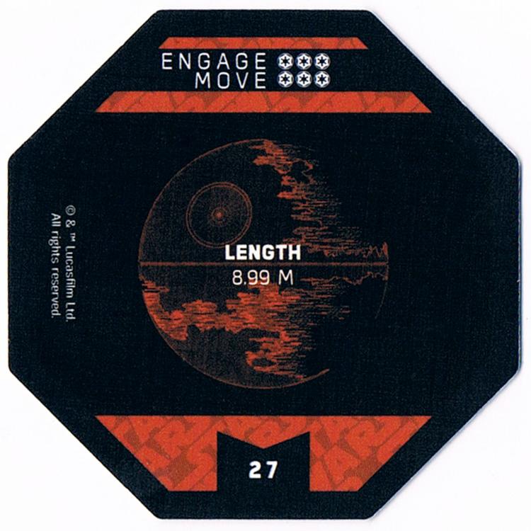 Star Wars Cosmic Shells - 27