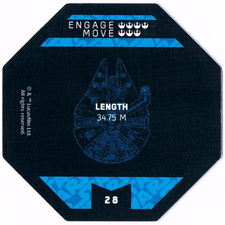 Star Wars Cosmic Shells - 28