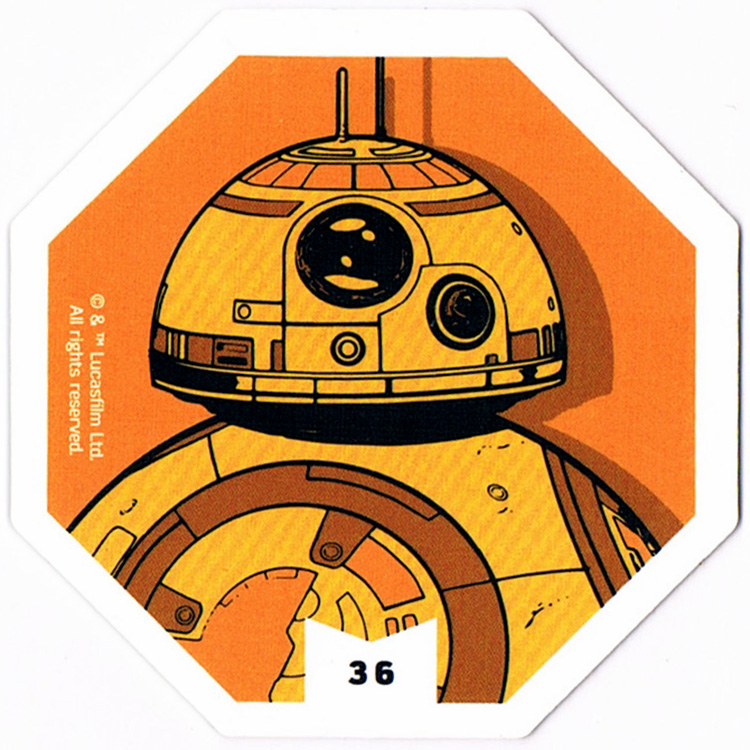 Star Wars Cosmic Shells - 36