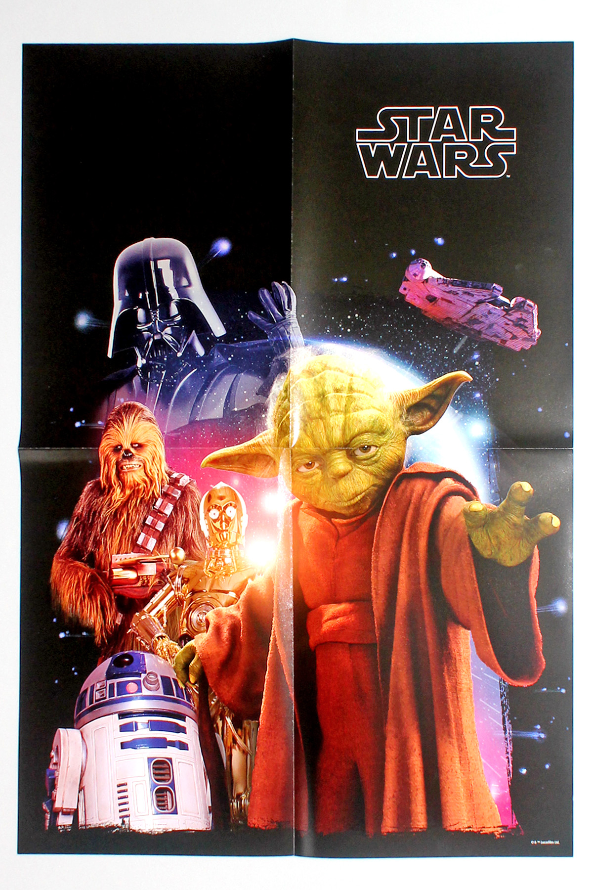 Star Wars Cosmic Shells - Poster