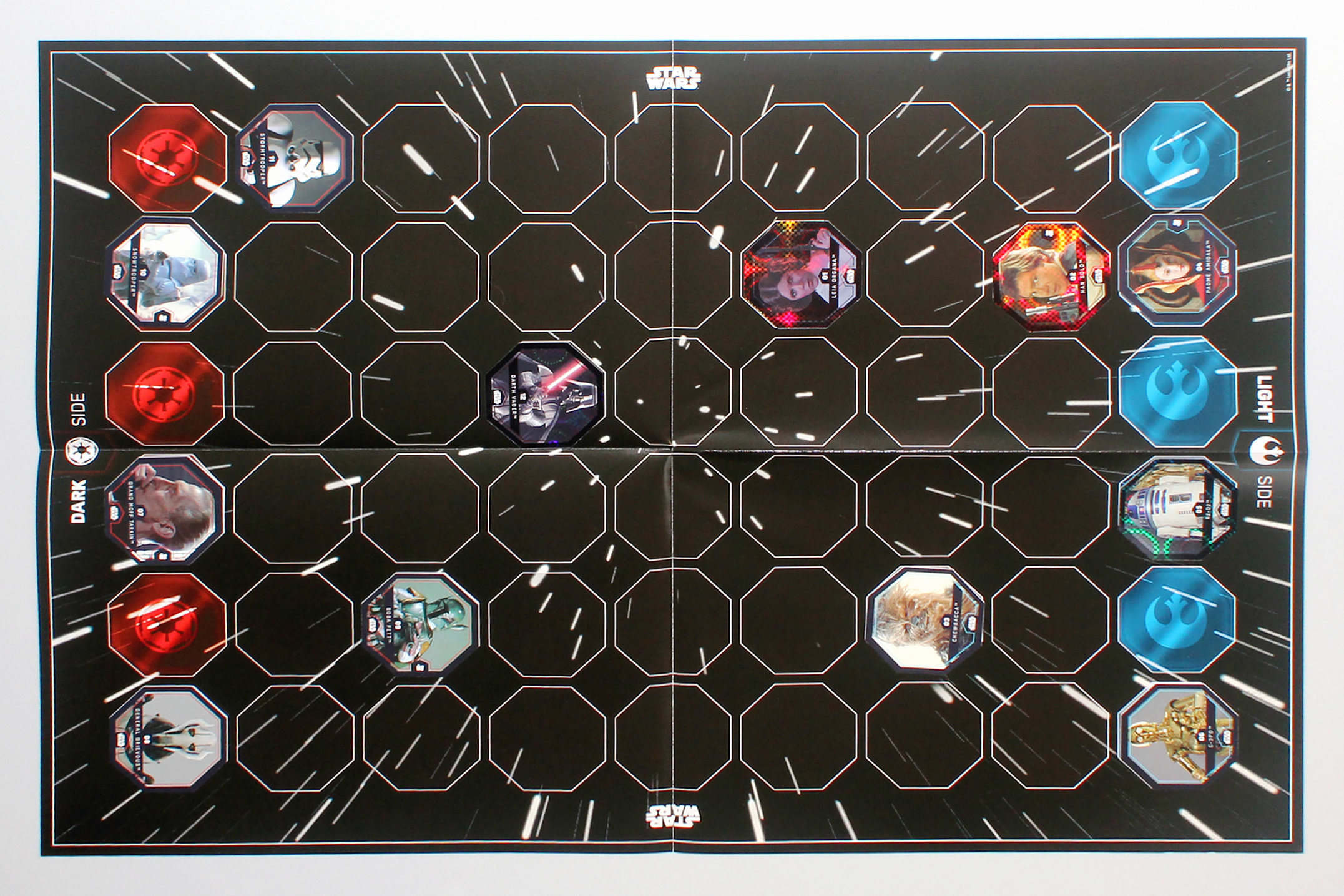 Star Wars Cosmic Shells - Game